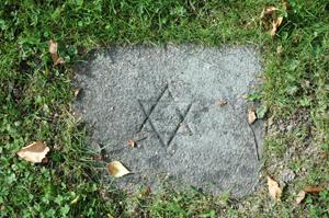 Den judiska begravningsplatsen