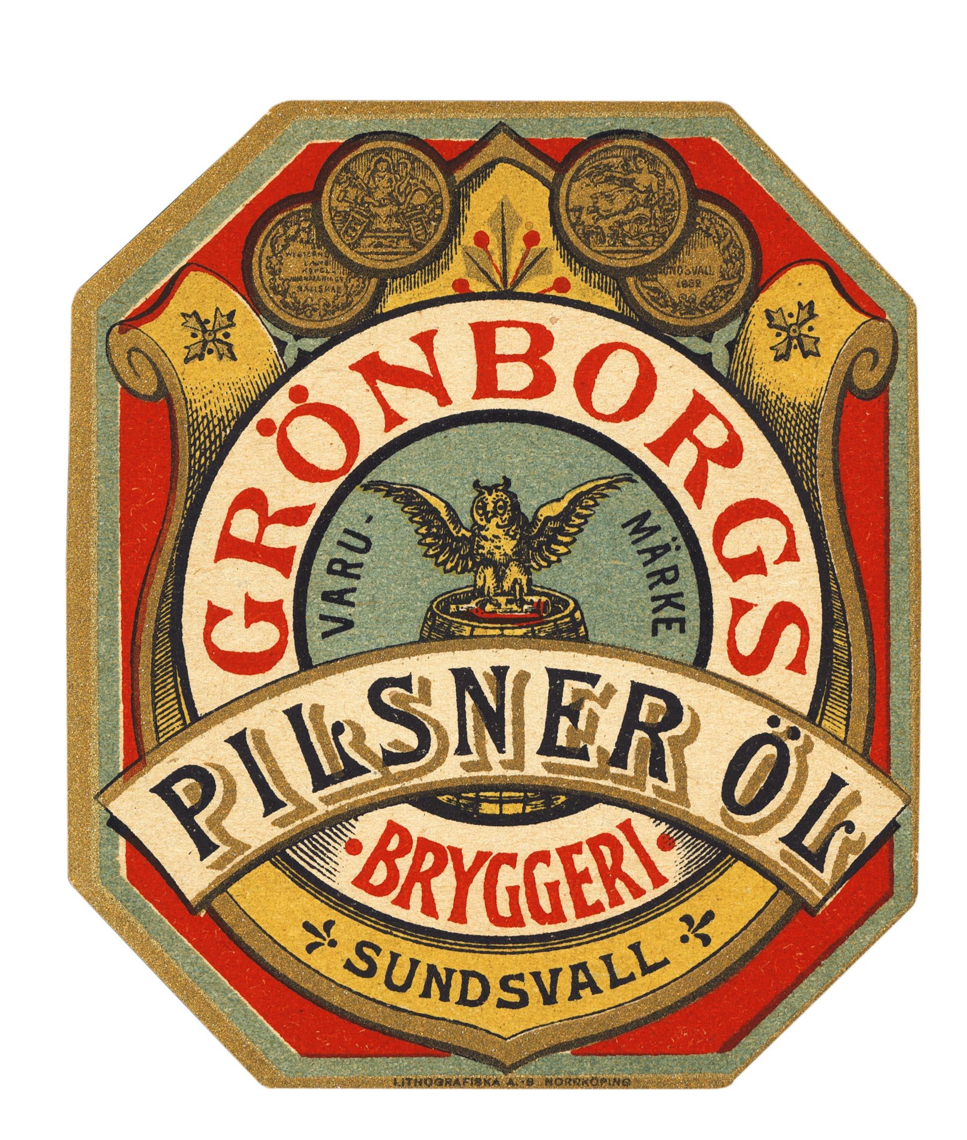 Gronbönborgs Pilsner
